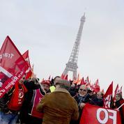 Moins de grèves en 2013 mais des conflits plus intenses