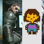 Nos jeux vidéo préférés de l'année 2015