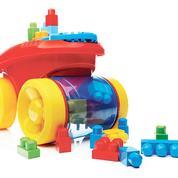 Mattel vient défier Lego dans les briques