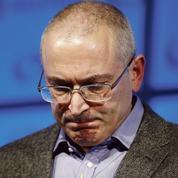Russie: le Kremlin de nouveau aux trousses de Khodorkovski
