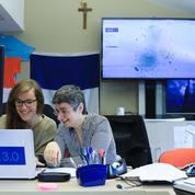 À Lyon, l'évangélisation passe par «Noé», la start-up «catho»