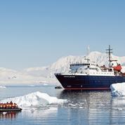 Antarctique : la ruée des touristes menace l'une des dernières terres vierges