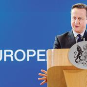 Le référendum sur l'UE menace le gouvernement Cameron