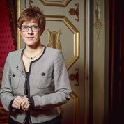 Annegret Kramp-Karrenbauer: «Il faut réduire l'afflux des réfugiés en Allemagne»