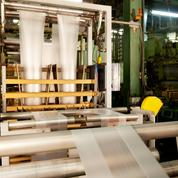 Sacs plastique: les industriels français relèvent le défi