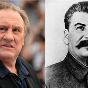 Comme Gérard Depardieu, ils ont incarné Staline au cinéma