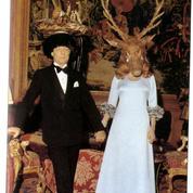 Un surréaliste dîner de têtes chez les Rothschild