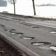 L'alarmant état des routes de France