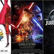 Box-office en France : Star Wars VII ,plus gros succès de 2015