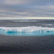 Au Pôle Nord, le thermomètre affiche 20 degrés de plus que les normales de saison
