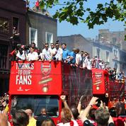 La bourde sur la possible célébration du sacre d'Arsenal en Premier League