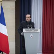 Hollande compte sur le marathon des vœux pour s'adresser aux Français