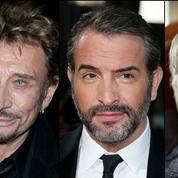 Hallyday, Dujardin, Mocky... l'émouvant hommage à Galabru