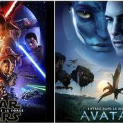 Star Wars VII fait sombrer Titanic au box-office US
