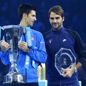 Djokovic trouve «étrange» le choix du nouveau coach de Federer