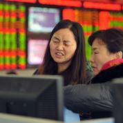 La contraction de l'économie chinoise s'accentue