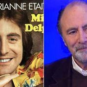 Michel Delpech «revit» chez Plon