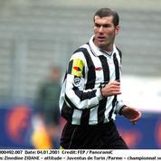 Quand Zinédine Zidane déclarait sa flamme au FC Barcelone