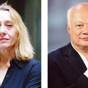 Despentes et Schmitt, invités surprises à la table des Goncourt