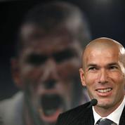 Zidane, centre du monde à 20h lundi sur Internet