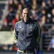 À Madrid, les supporteurs doutent déjà de Zidane