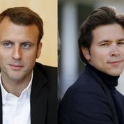 Geoffroy Didier fait l'éloge de Macron, qui «ringardise droite et gauche confondues»