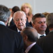 L'élection de Gaudin à la présidence de la Métropole marseillaise en sursis