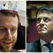Manuel Valls - Emmanuel Macron : le choc des ambitieux ?