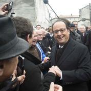 L'hommage intéressé de Hollande à Mitterrand