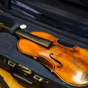 Elle retrouve son Stradivarius à 2,4 millions d'euros oublié dans un train