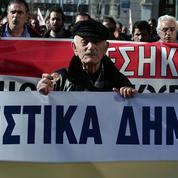 Grèce: la réforme des retraites de Tsipras provoque un tollé