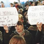 Merkel isolée dans une Europe de Schengen en miettes