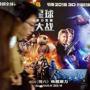 Star Wars part à l'assaut de la Chine