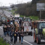 Forte mobilisation des opposants à Notre-Dame-des-Landes