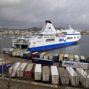 Tensions et blocages de bateaux entre les entrepreneurs corses et l'ex-SNCM