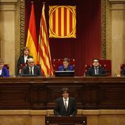 La Catalogne forme son gouvernement de combat