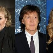 David Bowie:les hommages de Marianne Faithfull à Paul McCartney...