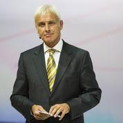 Moteurs truqués : Volkswagen présente ses excuses aux Américains