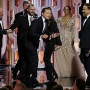 Golden Globes: Leonardo DiCaprio, en route vers l'Oscar ?