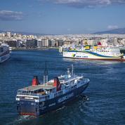 Grèce: la vente très controversée du port duPirée