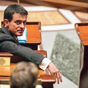 Déchéance de nationalité: Manuel Valls écarte Christiane Taubira