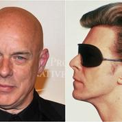 Brian Eno dévoile le dernier mail de son ami Bowie