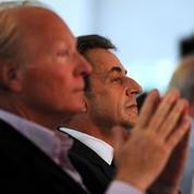 Première réunion des soutiens de Sarkozy pour la primaire