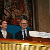 Manuel Valls vante l'utilité du Cese, institution décriée et critiquée par tous