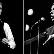 David Bowie chantait Brel, les Stones, Lou Reed ...