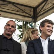 Montebourg va rejoindre un mouvement anti-austérité lancé par Varoufakis