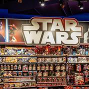 La ventes des jouets Star Wars arapporté cent millions d'euros
