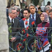 Attentat d'Istanbul:l'Allemagne sous le choc