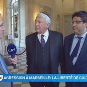 Agression antisémite à Marseille : deux députés portent une kippa à l'Assemblée