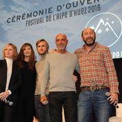 Coup d'envoi du Festival de l'Alpe d'Huez